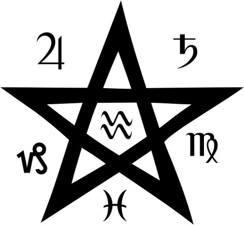 Pay for Pentagram Demon Banishing Sigil