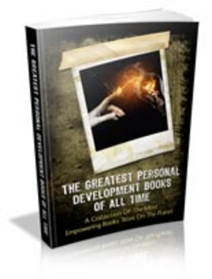 Greatest personal development books all time