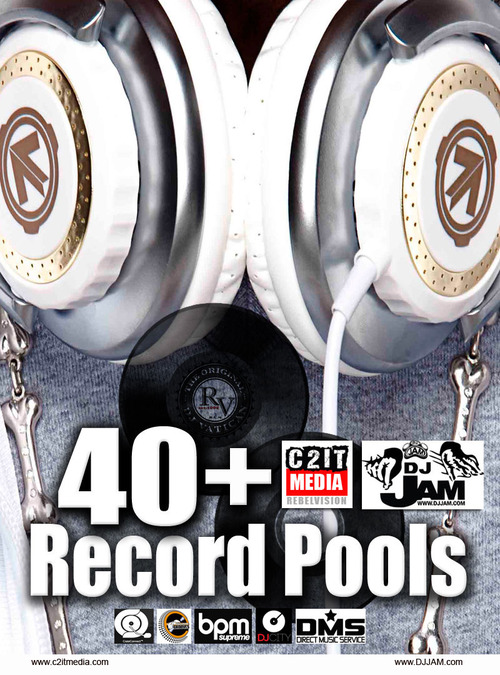 Pay for 40+ recordpools