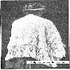 Thumbnail 1914 Ladies Hairpin Lace Shawl Antique Crochet Pattern