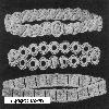 Thumbnail Three Unique Fashion Belts Vintage Crochet Pattern