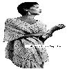 Thumbnail Elegant 1953 Hairpin Lace Shawl Vintage Crochet Pattern