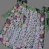 Thumbnail Flower Trimmed Dish Cloth Apron Vintage Crochet Pattern