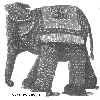 Thumbnail Victorian Era Toy Elephant Crochet Pattern