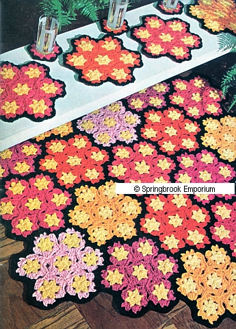 CROCHET YARN RUGS FREE PATTERNS « CROCHET PATTERNS