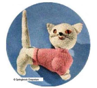 Fat Kitty - Crochet Me
