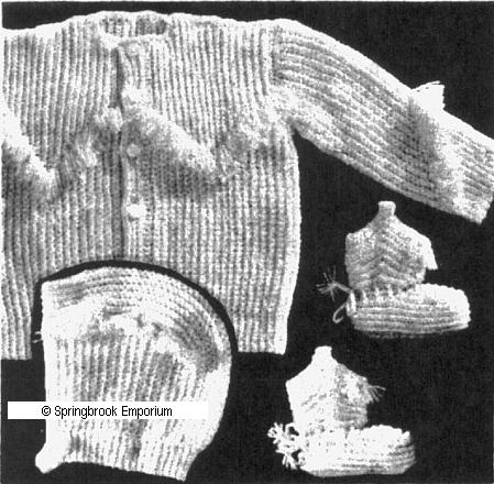 Womens Katia Cardigan Boots Rib Knit Crochet Sweater Flats Shoes
