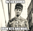 Thumbnail Metro Boomin Drums and More