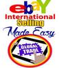 Thumbnail EBAY INTERNATIONAL SELLING MADE EASY !