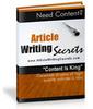 Thumbnail Article Writing Secrets.zip