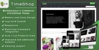 Thumbnail Timeshop - Ecommerce Prestashop Theme