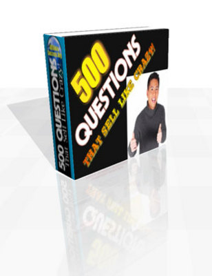 Pay for 500 Questions that Sell