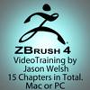 Thumbnail Zbrush 4 Chapters 5-8 by Jason Welsh