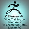 Thumbnail Zbrush 4 Chapters 1-4 by Jason Welsh