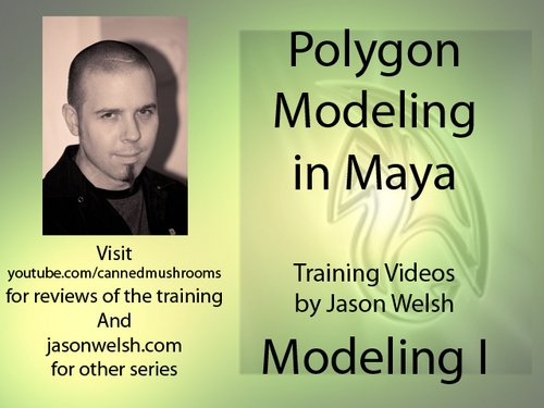 Pay for Maya Modeling I chapters 5-8