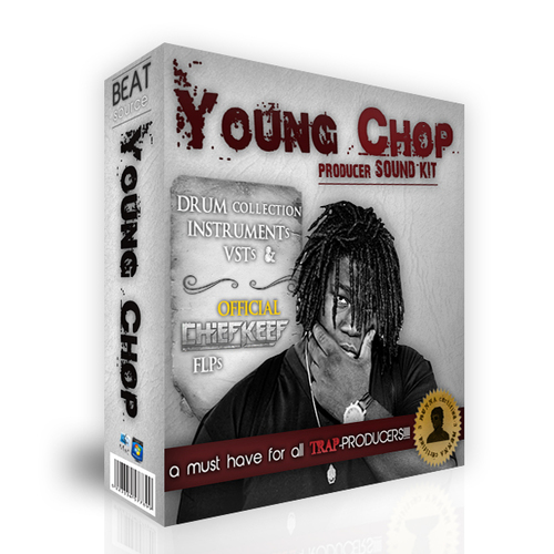 Pay for Young Chop Sound Kit - TRAP MUSIC - NEW 2014