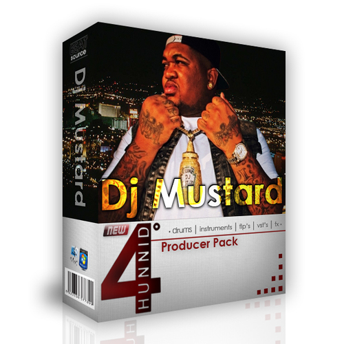 Pay for NEW Dj Mustard Producer Pack