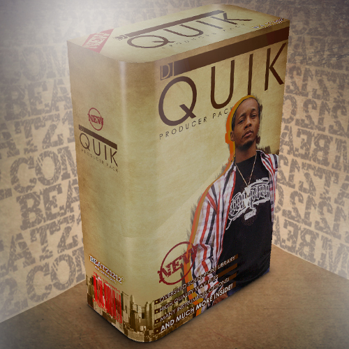 Pay for Dj Quik Producer Pack - Classic West Coast Sounds