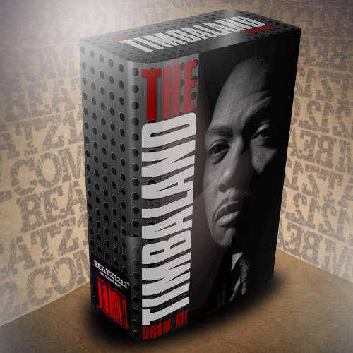 The Timbaland Drum Kit - Original Sound Pack -