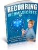 Thumbnail The Best Recurring Income Secrets