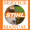 Thumbnail STIHL MS360 SERVICE MANUAL + ILLUSTRATED PARTS MANUALIST IPL