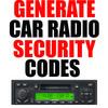 Thumbnail CAR RADIO DECODE CODE RETRIEVE BY S/N