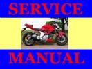 Thumbnail HYOSUNG COMET 650 SERVICE & REPAIR MANUAL