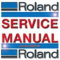 Thumbnail ROWLAND JUNO 60 SERVICE NOTES MANUAL