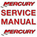 Thumbnail MERCURY 135 150 175 200 OUTBOARD SERVICE MANUAL WORKSHOP