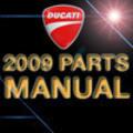 Thumbnail DUCATI 2009 1100S HYPERMOTARD UK PARTS CATALOGUE IPL MANUAL