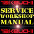Thumbnail TAKEUCHI TL150 TL 150 CRAWLER WORKSHOP REPAIR SERVICE MANUAL