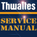 Thumbnail Thwaites 3 3.5 4 tonne ton dumper workshop service manual