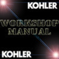 Thumbnail KOHLER COURAGE VERTICAL  XT6 XT-6 SERVICE WORKSHOP MANUAL