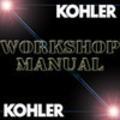 Thumbnail KOHLER TRIAD OHC TH520 TH575 TH650 SERVICE WORKSHOP MANUAL