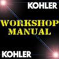 Thumbnail KOHLER COURAGE PRO SV840 SV 840 SERVICE WORKSHOP MANUAL
