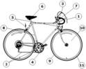Thumbnail HUGE RARE MANUAL FOR BIKE BICYCLE REPAIR