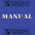 Thumbnail Wisconsin Engine parts manual S7D S8D IPL