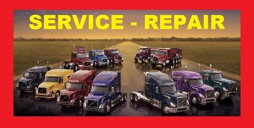 volvo truck lorry wagon hgv service repair workshop manual. Black Bedroom Furniture Sets. Home Design Ideas