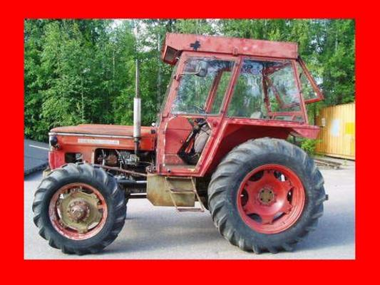 Zetor Tractor Workshop Manual 4712 4718 5711 5718 5745 5748 6711 6718
