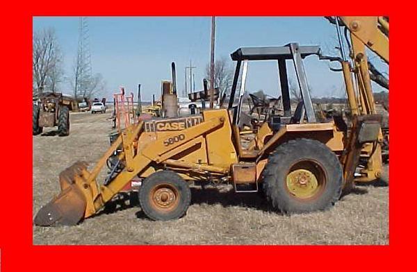 Case Tractor 580d 580 Ck Loader Backhoe Digger Workshop Repair Service Manual