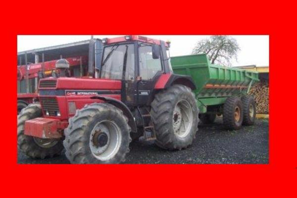 case ih 1255 1455 tractor workshop shop servi rh tradebit com Case IH Farmall Tractors Case IH AF-S