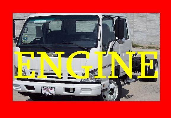 1999 2000 2001 Isuzu Chevy Gmc Npr Hd Nqr W3500 W4500