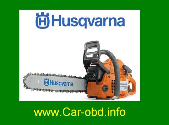 Pay for Husqvarna Chainsaw 340 345 346XP 350 351 353 service manual