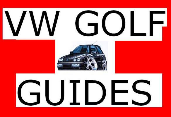 Pay for VW MK3 A3 GOLF & JETTA HOW TO TECH GUIDES & VIDEOs