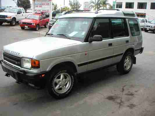 land rover discovery 1995 1996 service workshop shop repair manual rh tradebit com 1996 land rover discovery owners manual 1996 land rover discovery workshop manual