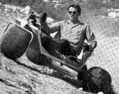Pay for HOW TO BUILD 3 WHEELED ATV VINTAGE PLANS