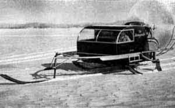 How to build a snowmobile airboat snow mobile vintage rare for How to build an airboat motor