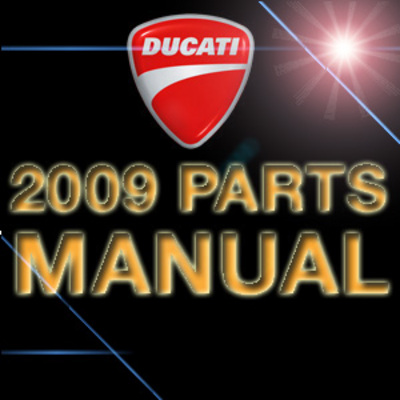 Pay for DUCATI 2009 1100S HYPERMOTARD UK PARTS CATALOGUE IPL MANUAL