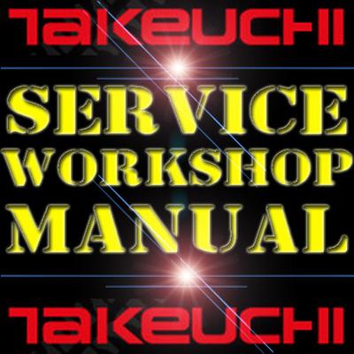 Takeuchi Wiring Schematic - Wiring Diagrams ROCK