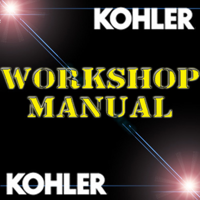 Pay for KOHLER COMMAND PRO CH730 CH750 CH SERVICE WORKSHOP MANUAL